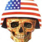 американски череп