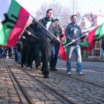 БНС марширува по улиците на София