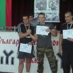 Победителите в турнира
