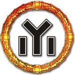 Венец със знака на БНС