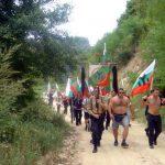 На път към гроба на Тодор Александров