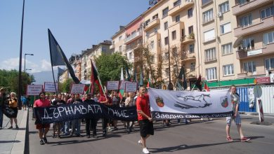 """Photo of Над 300 души казаха """"НЕ"""" на гей парада и чуждия диктат"""