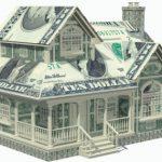 Къща от долари