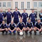 футболен отбор - БНС