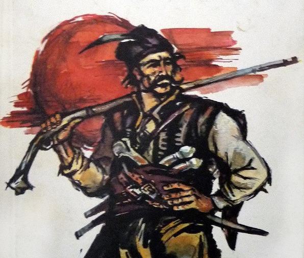 Българските хайдути са от най-зачитаните герои на народа.