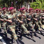 Елитни части на сирийската армия