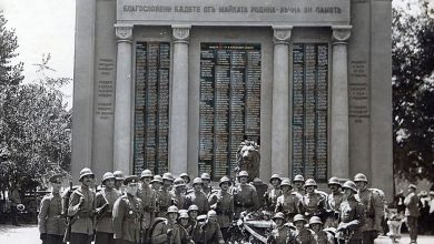 Photo of Български Национален Съюз подкерпя инициативата за възстановяване на паметника на 1-ви и 6-ти Пехотни полкове