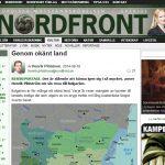 Разширен материал за България на Хенрик Пилстрьом, публикуван в Nordfront.se.