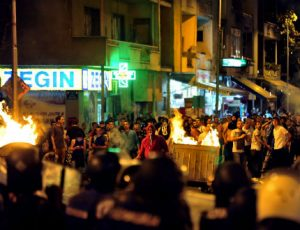 скопие-протести