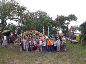Детски лагер на HVIM