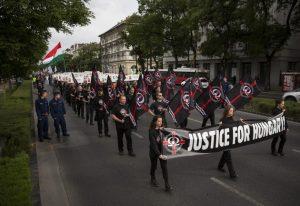 Протест срещу Трианонския диктат