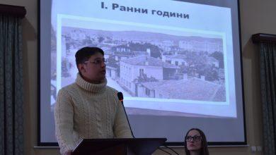 Photo of Лекция за ген. Луков в Хасково