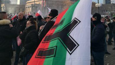 Photo of БНС на Марша на независимостта в Полша