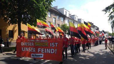 "Photo of Шествие ""70 години ФРГ? Ние не празнуваме!"" в Дортмунд"
