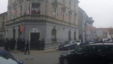 """Photo of Полицейска акция срещу централата на партия """"Десните"""" в Дортмунд"""