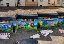 Photo of Антифашисти заличават националистически графити под полицейска охрана в Дортмунд