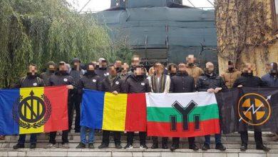 Photo of Възпоменание за Корнелиу Кодряну и среща с румънски националисти