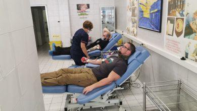Photo of Активисти на БНС дариха кръв във ВМА