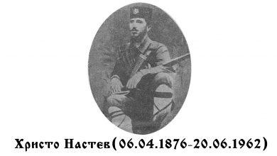 Photo of На днешния ден умира революционерът и деец на ВМОРО Христо Настев
