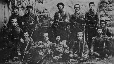 Photo of Геройската смърт на Пандо Кляшев и четата  му