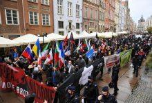 """Photo of """"Никога повече братски войни"""" – шествие на европейски националисти в Гданск"""